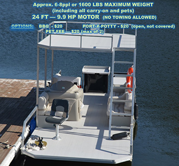 Rentals Lopez Lake Marina